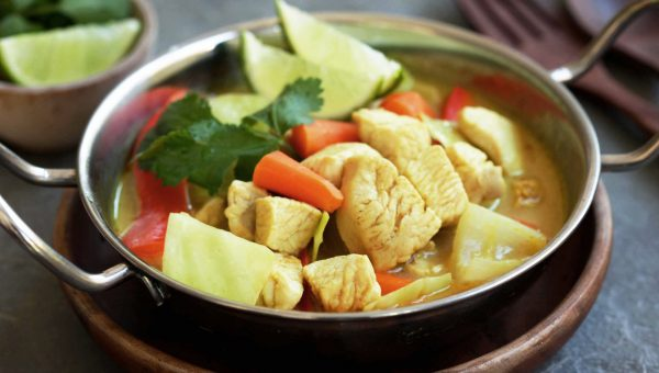Annie Chun's Thai Peanut Chicken Curry