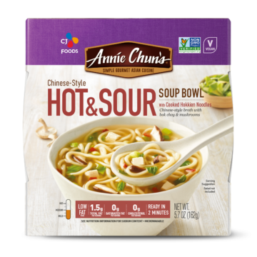 Annie Chun's Hot & Sour Soup Bowl