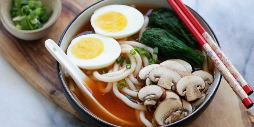 Annie Chun's Spicy Miso Soup Bowl