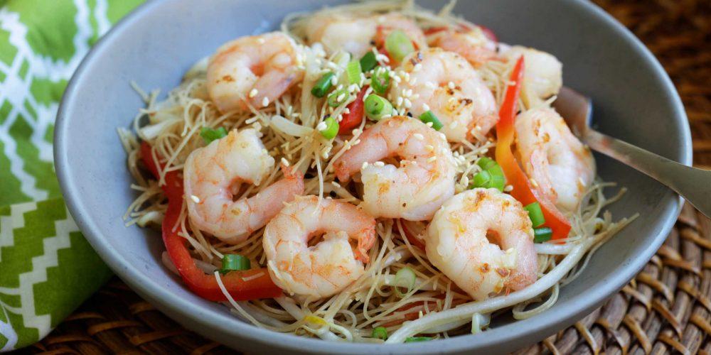 Annie Chun's Teriyaki Shrimp Noodles