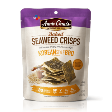 Korean-Style BBQ Flavored