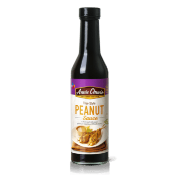 Annie Chun's Thai-Style Peanut Sauce Bottle