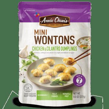 Mini Wontons