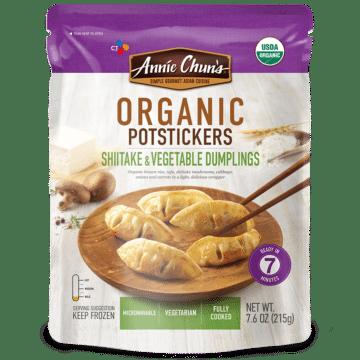 Organic Potstickers