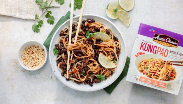 Chili-Lime Black Bean Noodles