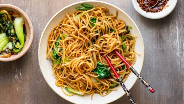 Vegan Long Life Noodles